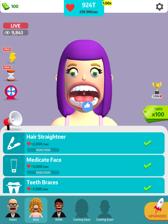 Idle Makeover screenshot 4