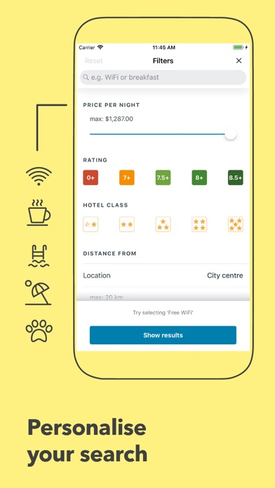 Download trivago - Hotel Room Search for Pc