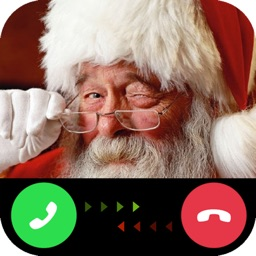 Call Santa and Chat Text