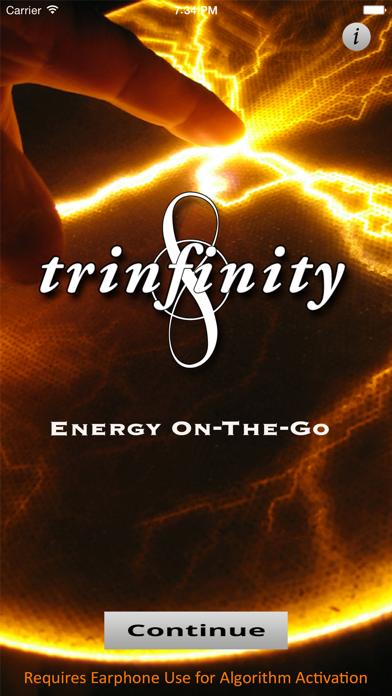 TRINFINITY8 : Energy On-The-Go