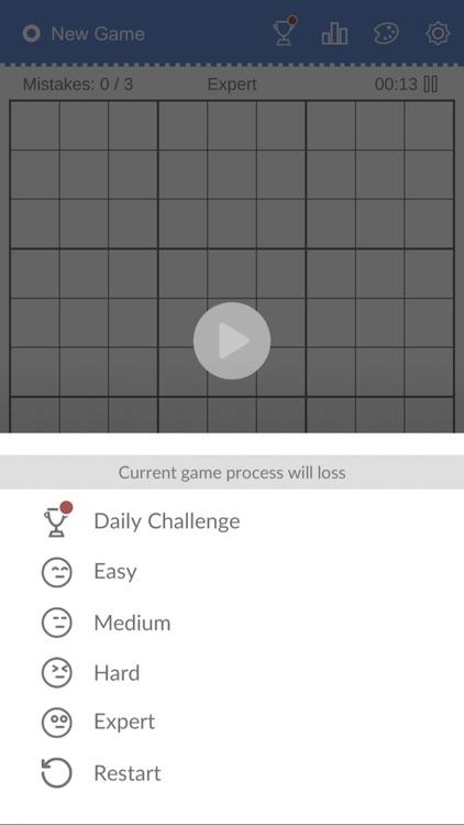 Sudoku - Classic Sudoku screenshot-9