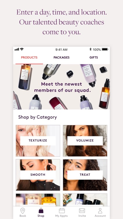 Glamsquad - On-Demand Beauty screenshot-4