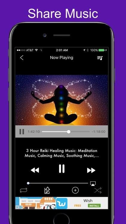 Meditation Music Playlist screenshot-3