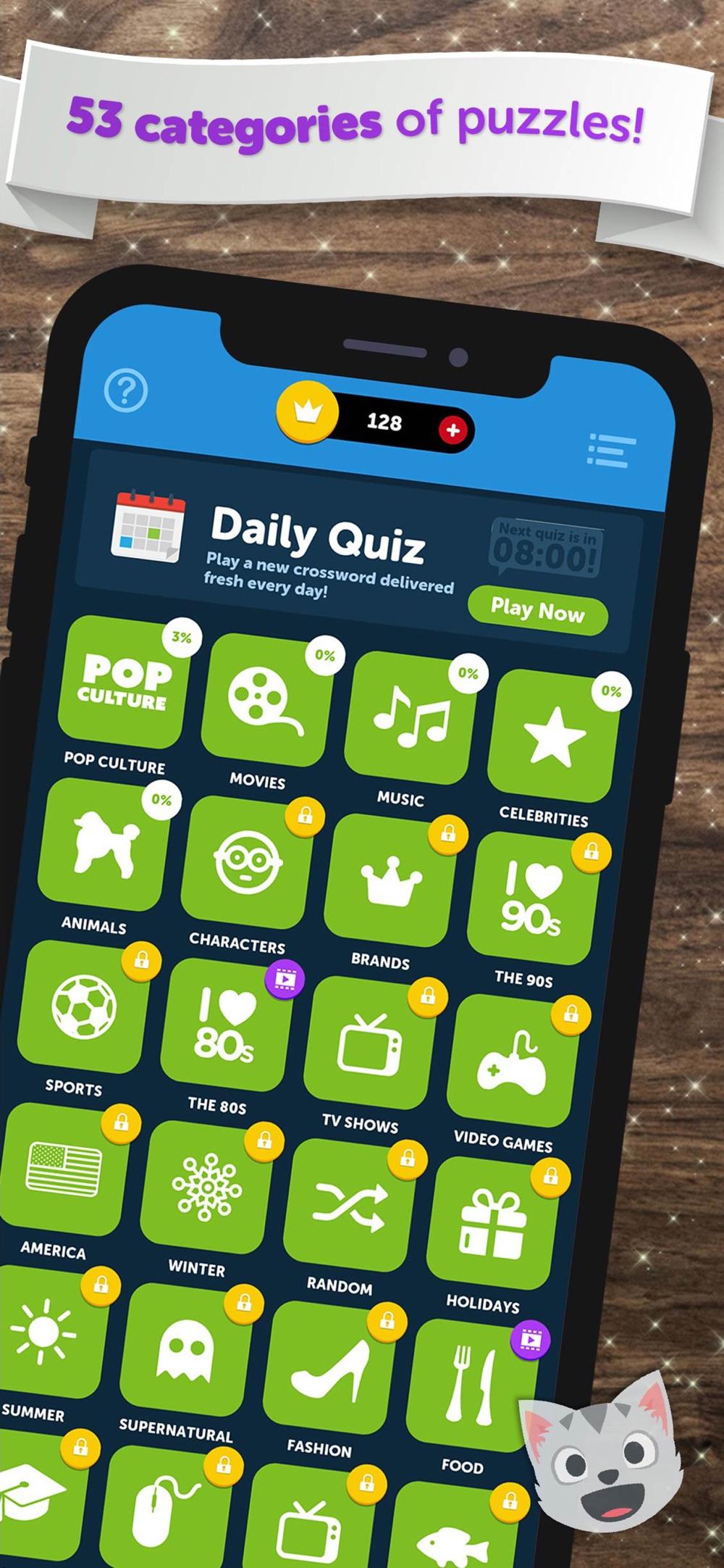 Crossword Quiz – Word Puzzles! Cheat Codes