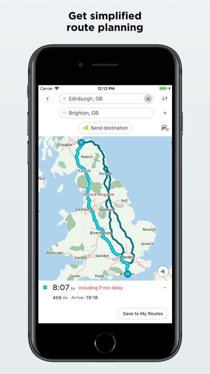 TomTom MyDrive™ screenshot-3