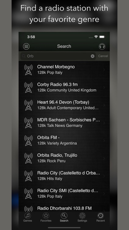 air radio tune screenshot-6