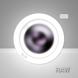 SLR RAW Camera Manual Controls
