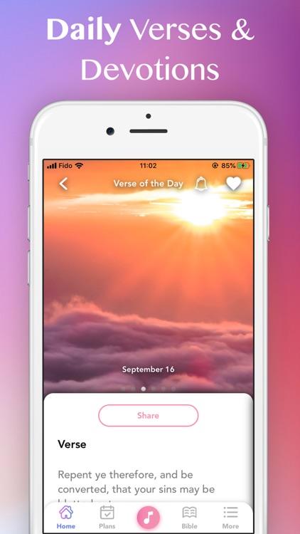 Daily Devotional For Women App screenshot-0