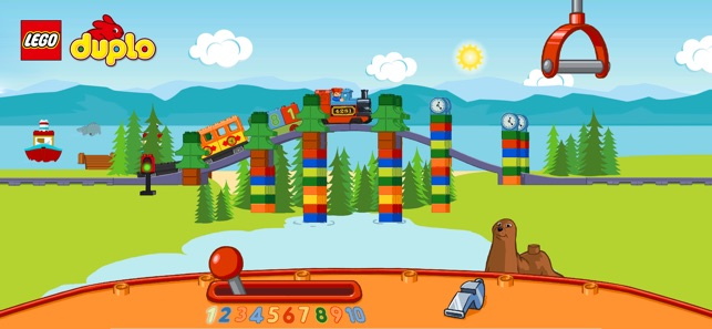 LEGO® DUPLO® Train on the App Store
