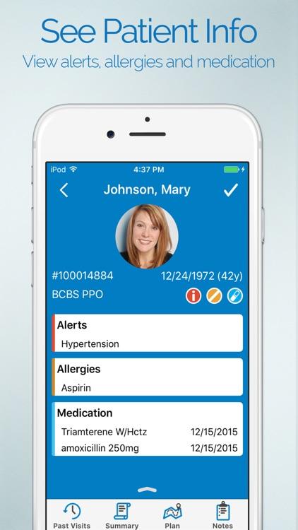 nAble Lite EMR screenshot-3