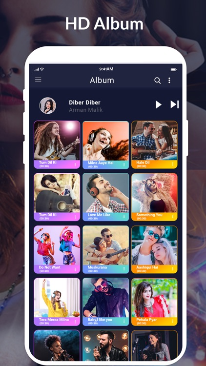 Max Player - Music Player