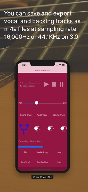 Vocal Extractor on the App Store