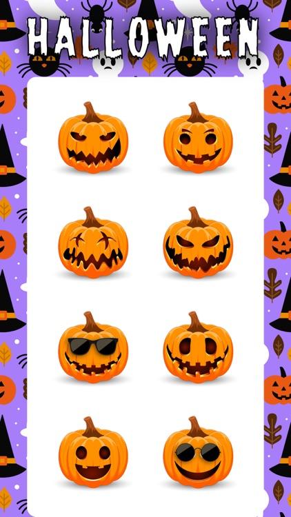 Jack O Lantern Halloween Emoji