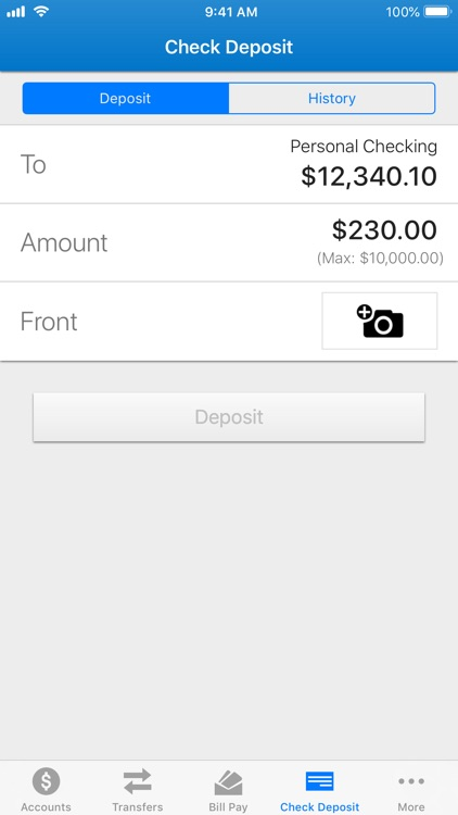 Home Savings Mobile Banking screenshot-7