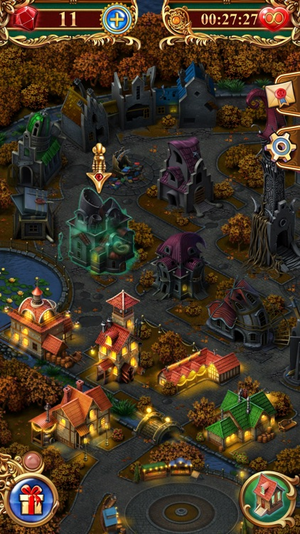 Clockmaker - Match 3 Games screenshot-4