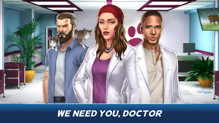 Operate Now: Animal Hospital By SPIL GAMES