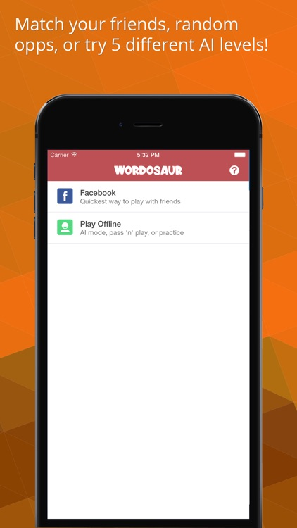 Wordosaur The Social Word Game screenshot-3