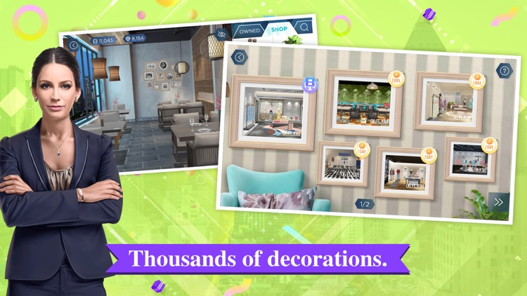 Design My Room: Fashion screenshot-4