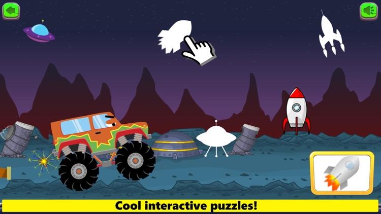 Monster Truck Games! Racing screenshot-5