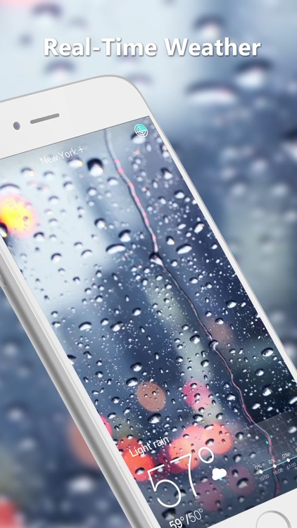 Weather - Live Weather Radar screenshot-4
