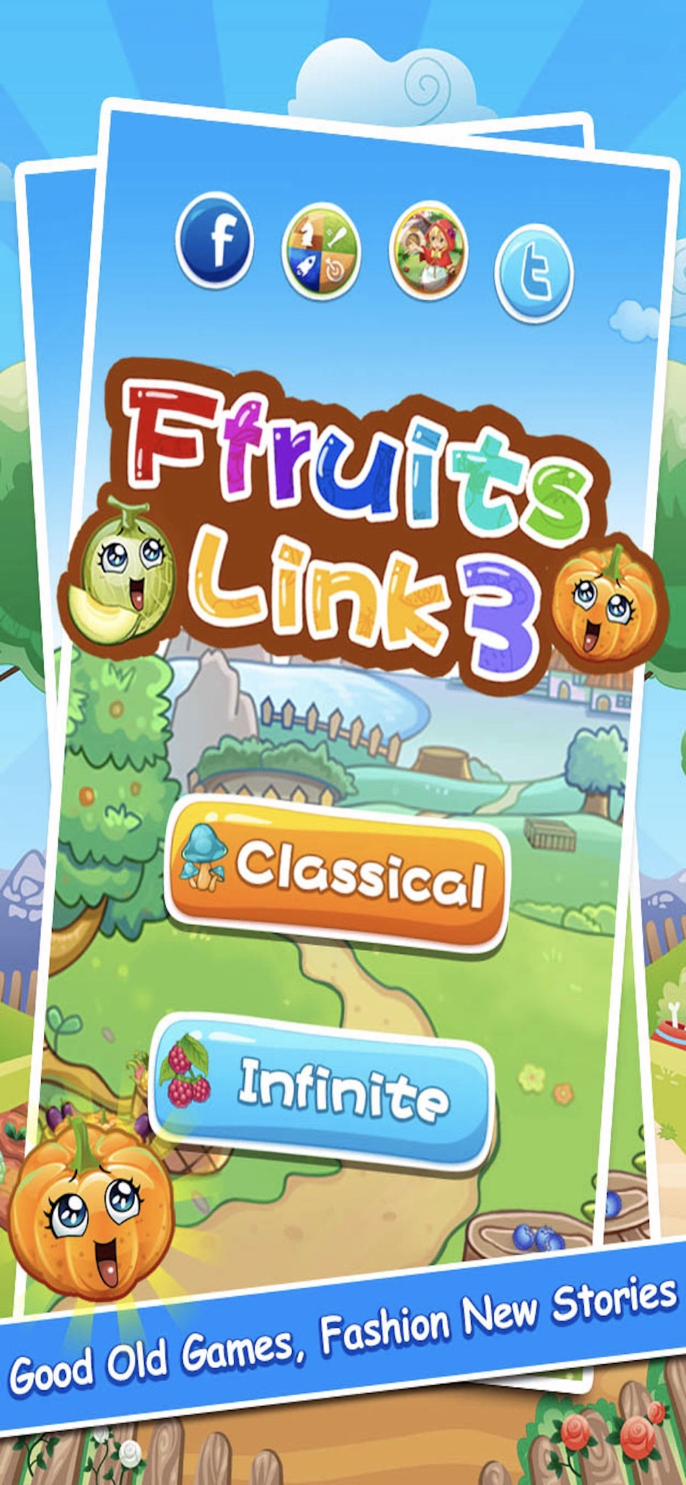 Fruits Link 3 Cheat Codes