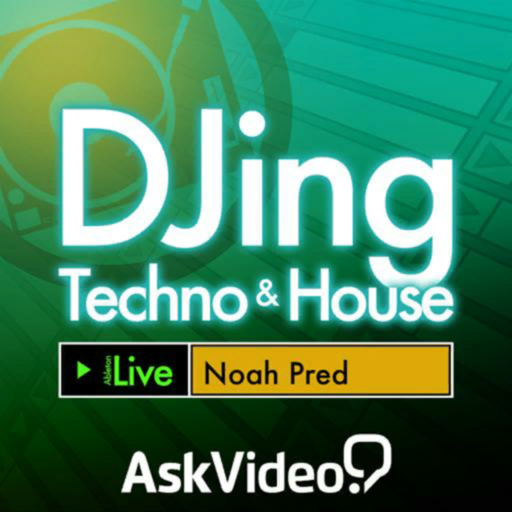 DJing Techno & House Course