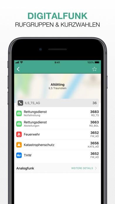 Screenshot for BOS Funk Deutschland in Germany App Store