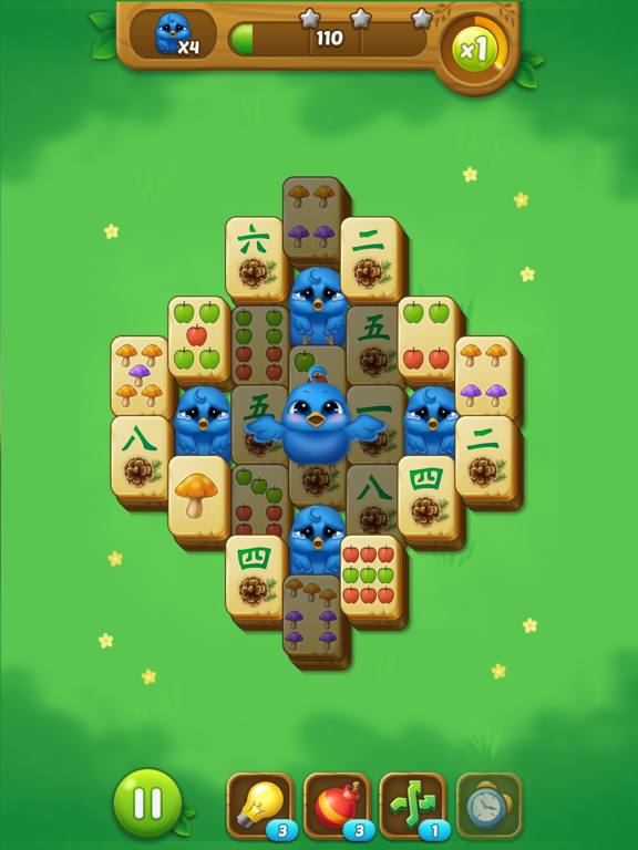 Mahjong Forest Journey screenshot 7