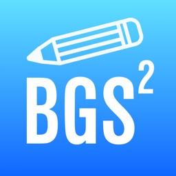 BGS2: Board Game Scoresheet