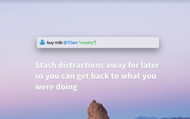 Remember: Quick Reminders скриншот программы 1