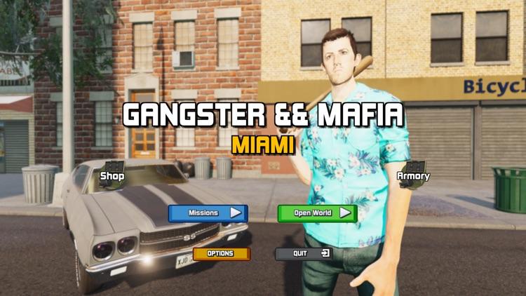 Gangster && Mafia Grand Miami