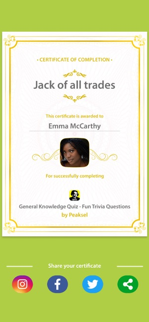 Trivia Quiz - Trivia Questions on the App Store