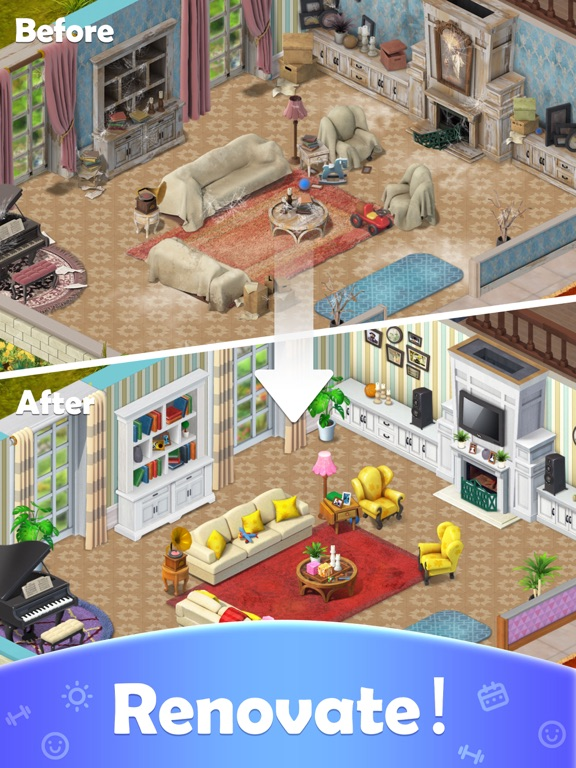 Word Villas -  Puzzle & Story screenshot 6