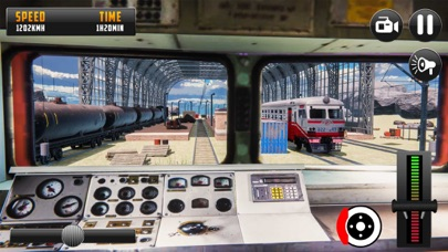 Screenshot of treno simulatore rotaie strate5