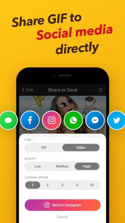 GIF Maker - ImgPlay screenshot-8