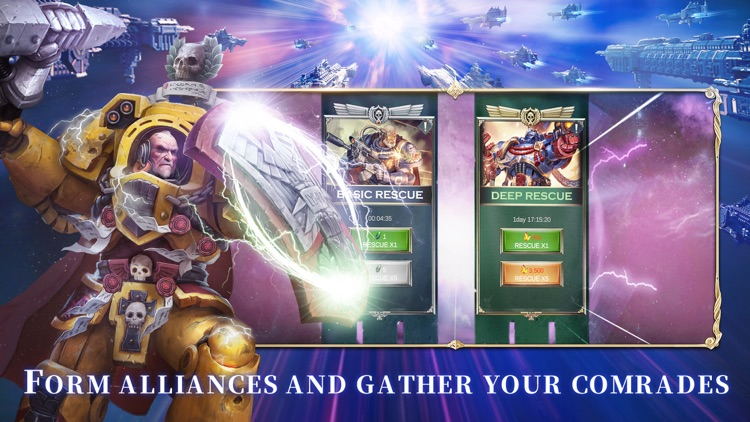 Warhammer 40,000: Lost Crusade screenshot-7