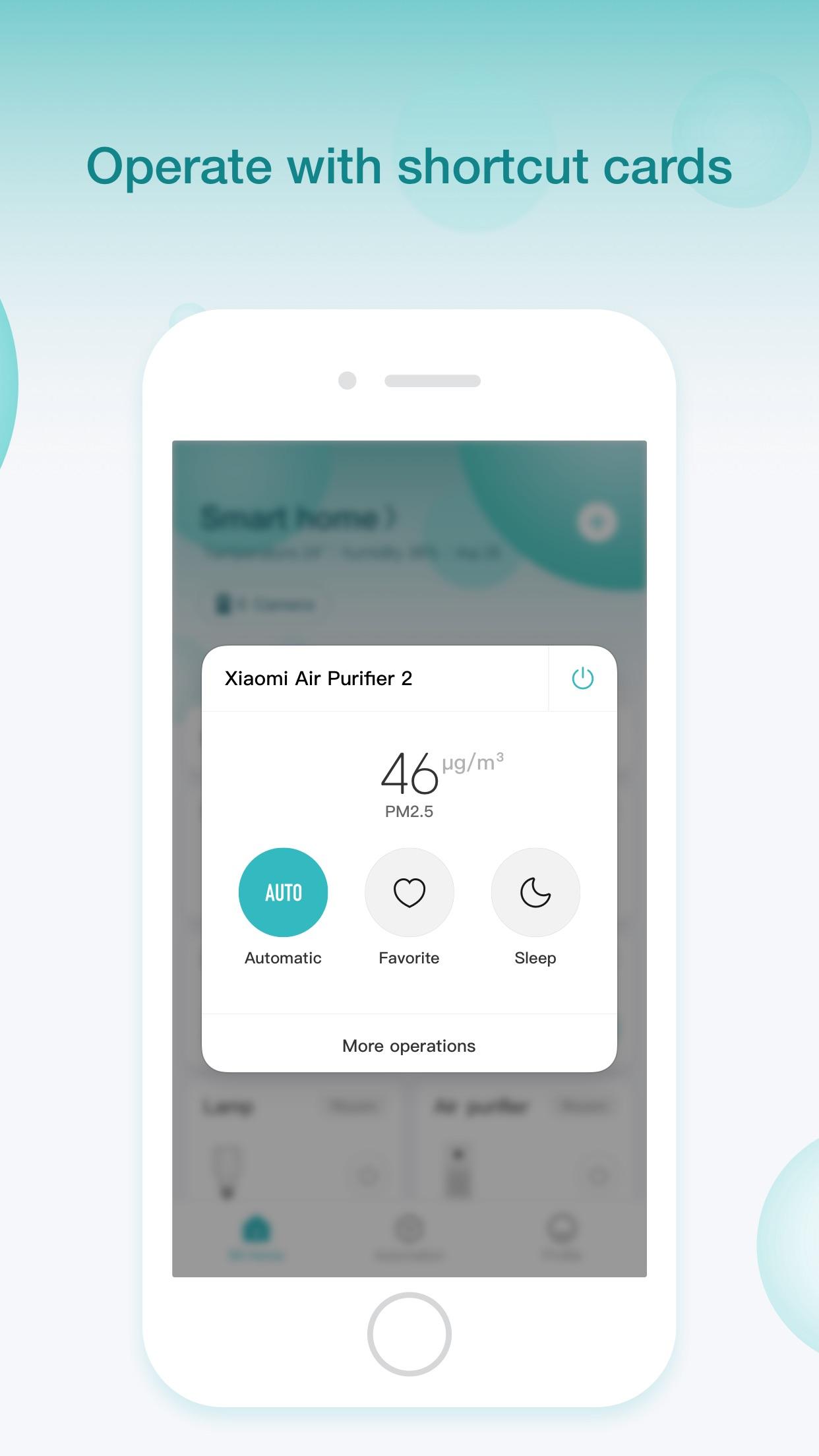 Mi Home - xiaomi smarthome Screenshot