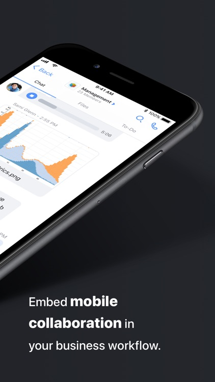 Moxtra: Business Collaboration