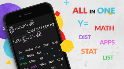 Screenshot for Graphing Calculator Plus in Taiwan App Store