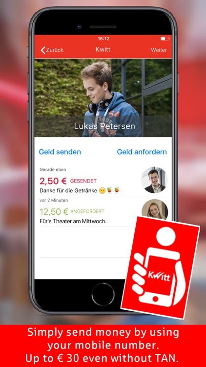 Sparkasse - Your mobile branch screenshot-3