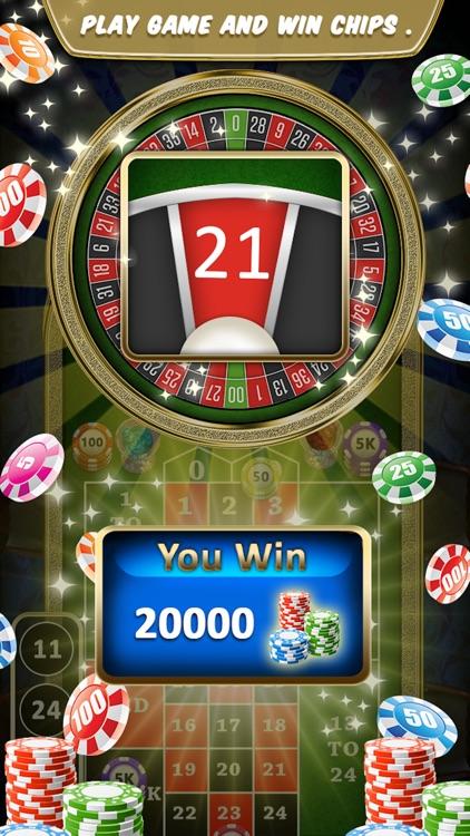 Roulette Wheel Game screenshot-3