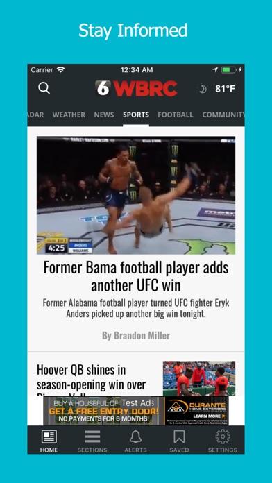 WBRC TV News FOX6 Birmingham by WBRC, LLC