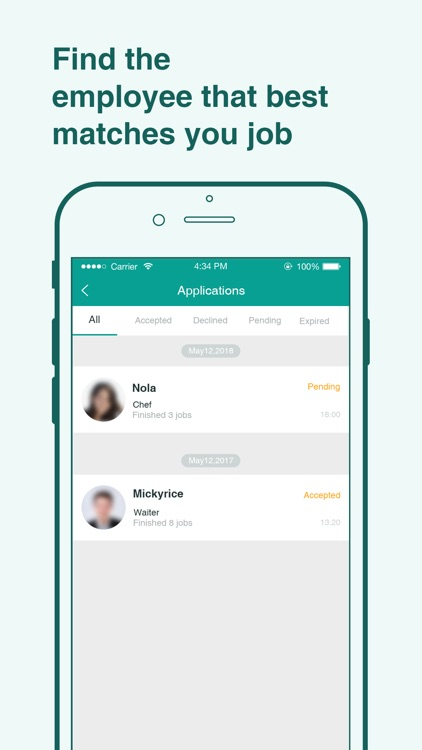 JobNearby - Local Job Search