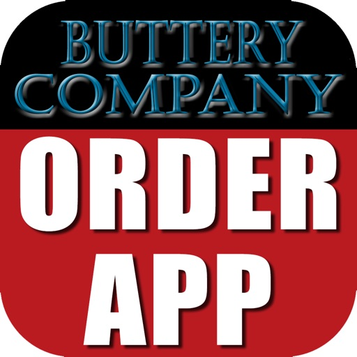 Buttery Order App