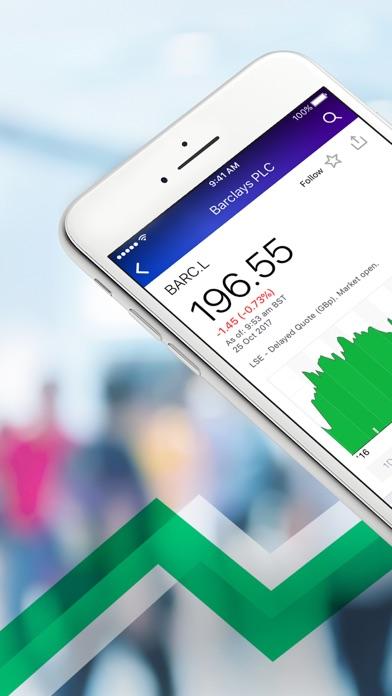Yahoo Finance screenshot one