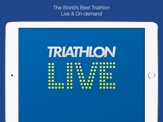 Screenshot #1 for TriathlonLive - Triathlon TV