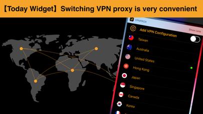 VPN Pro - Super VPN Proxy screenshot two