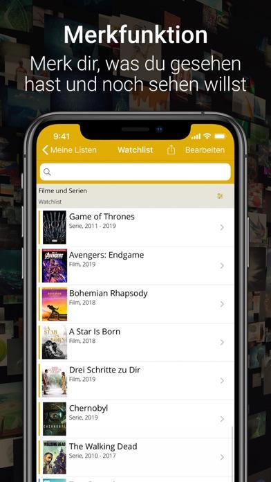 WerStreamt.es? Filme & Serien screenshot three