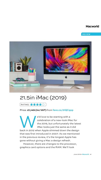Macworld UK Magazine screenshot-5