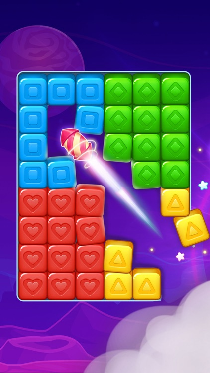 Cube Rush Adventure screenshot-5